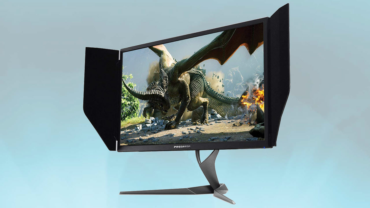 Acer Predator X27: miglior monitor gaming 4K HDR