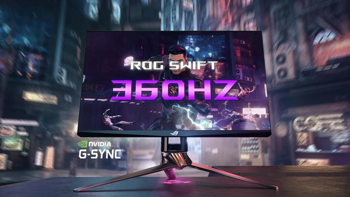 Asus ROG Swift PG259QN: il più veloce