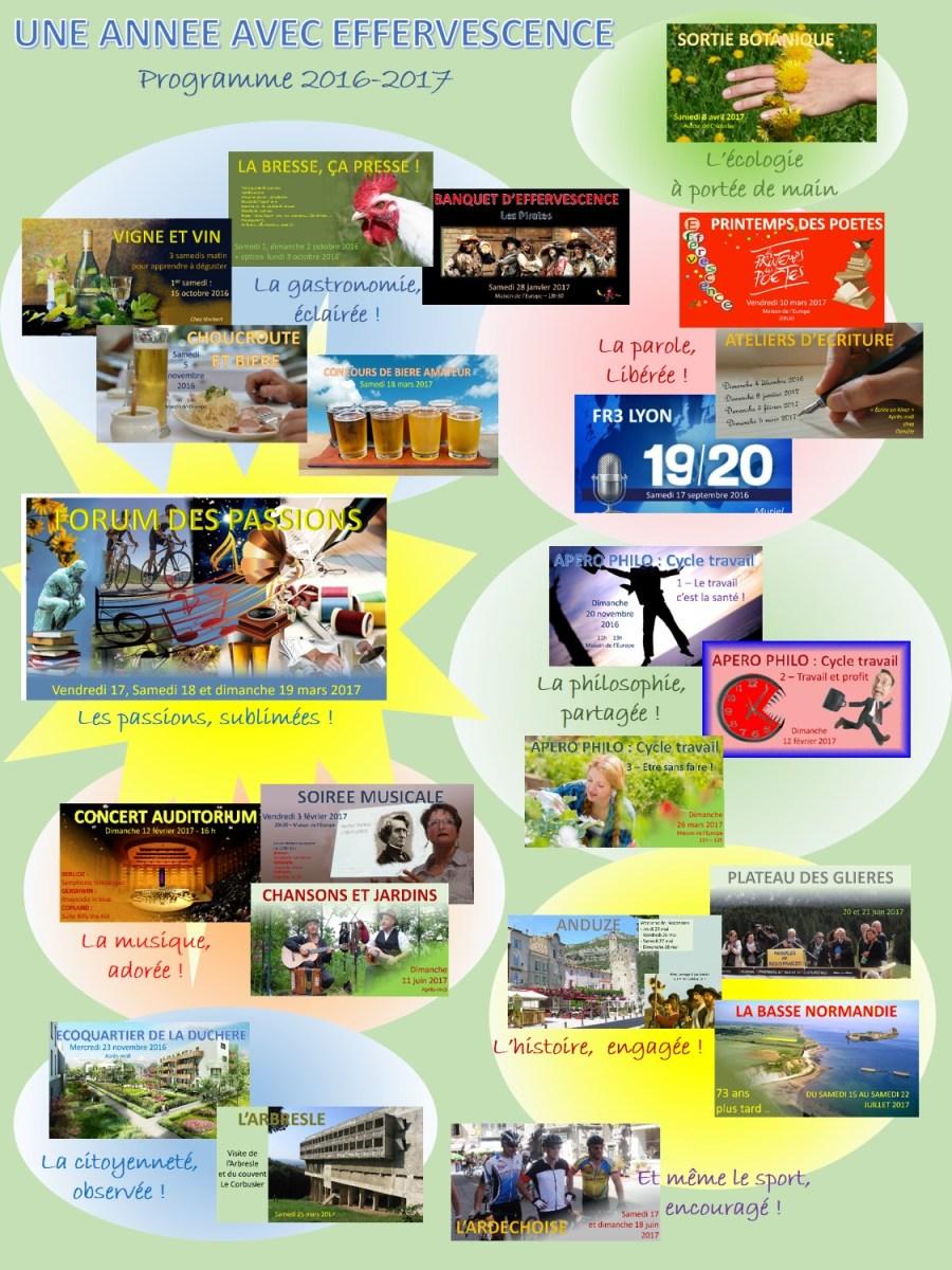 Programme 2016-2017
