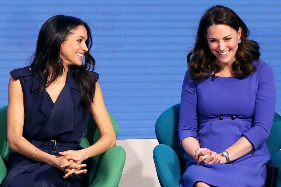How Kate Middleton Has Helped with Meghan Markle's Style Transformation