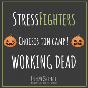 Choisis ton camp le 31 octobre !