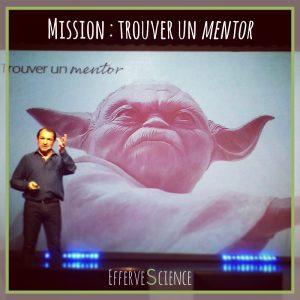 Laurent Buratti trouver un mentor