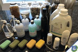 Acheter les liquides domestiques en vrac