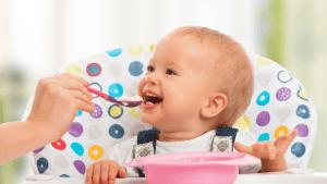 Une maternité écoresponsable : l'alimentation