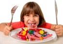 charcuterie, fast-food, boissons gazeuses, chips, alimentation pour enfants