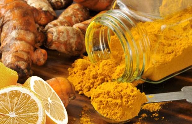 gingembre, curcuma, purifier le corps, détoxifier l'organisme, citron, eau de citron