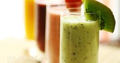 smoothie pour maigrir, perdre du poids, perte de poids