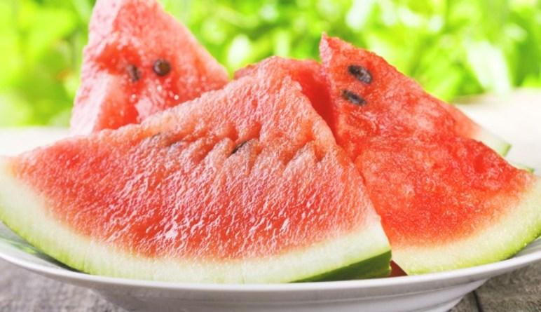 aliments sains, journées chaudes, melon d'eau, melon, pastèque