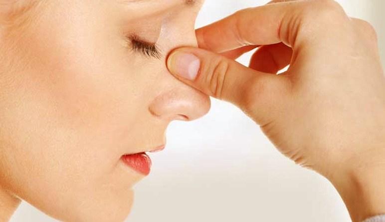 cloison nasale, déviation nez, cloison du nez