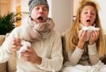 La différence entre le rhume et la grippe