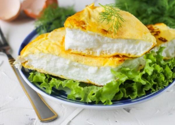 Omelette Poulard