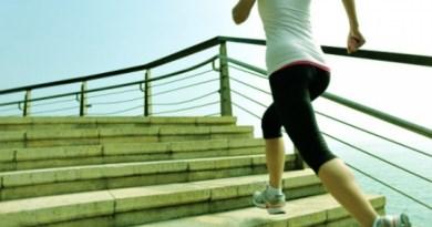 monter des escaliers, santé et escaliers, monter des marches pour être en santé, maigrir avec des marches