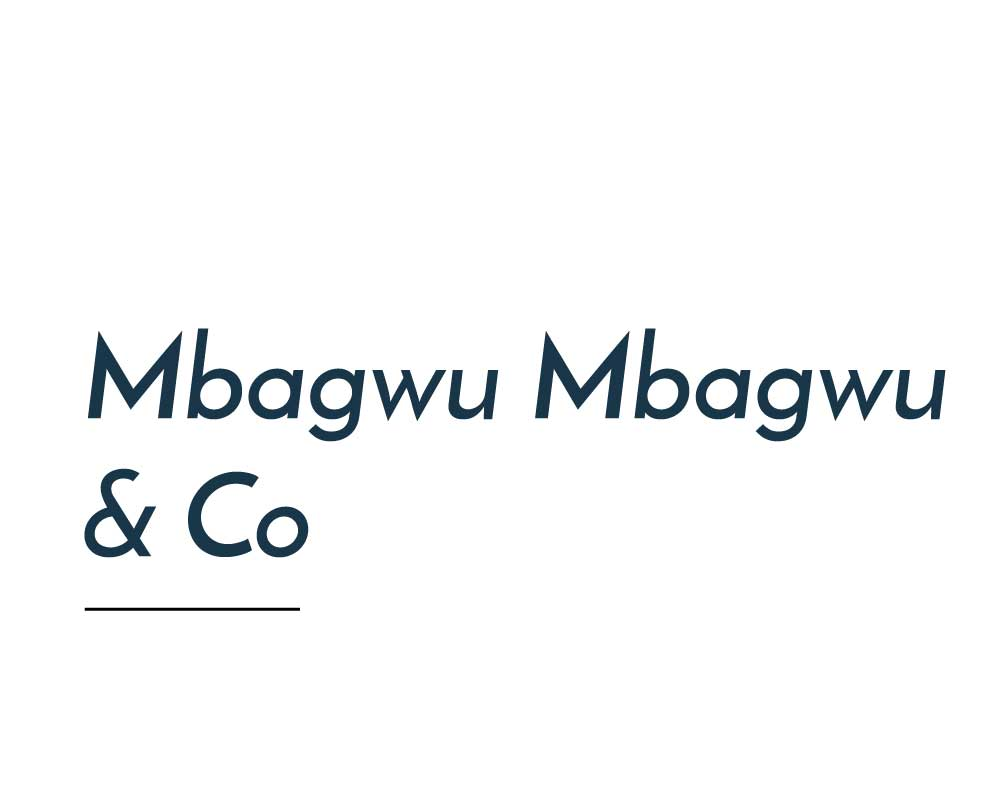 Mbagwu Mbagwu and co - Efficacy Construction Company Client