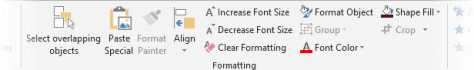 custom ribbon and toolbar for PowerPoint by Dr. Nitin Paranjape