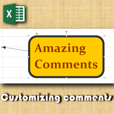 Add pictures to Excel comments