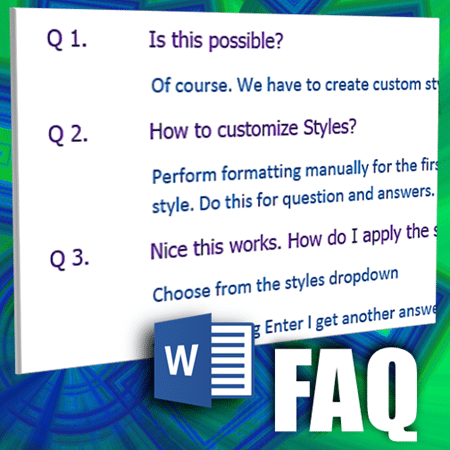 create FAQ documents easily with Dr. Nitin Paranjape