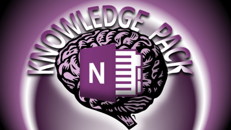 Knowledge Pack: OneNote