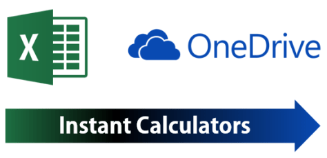 Instant web calculators