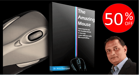 MOUSE EBOOK 50OFF - The Amazing Mouse