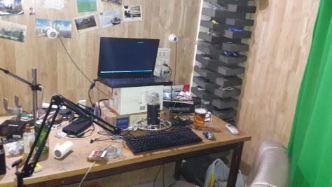 my desktop - real