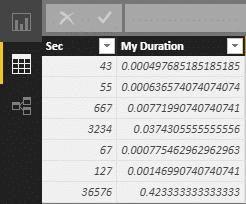 Duration as decimal in Power BI Desktop
