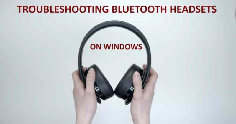 Troubleshooting Bluetooth Headsets : Poster