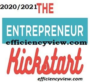 KickStart Entrepreneur Program by International Breweries 2020/2021