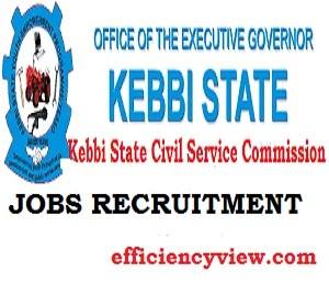 Kebbi State Civil Service Commission (CSC) Recruitment 2020/2021