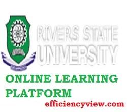 Rivers State University (UST) Online Learning website platform opened