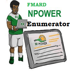 FMARD Npower Validation Letter for Successful Enumerators 2020