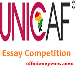 Unicaf Essay Competition 2020