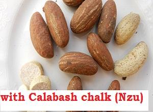 Health Benefits of Calabash chalk and Bitter Kola