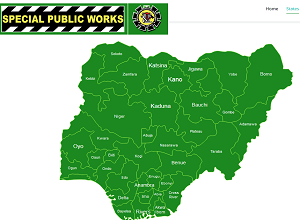 Special Public Works (SPW) Recruitment 2020/2021 by Federal Ministry of Labour and Employment
