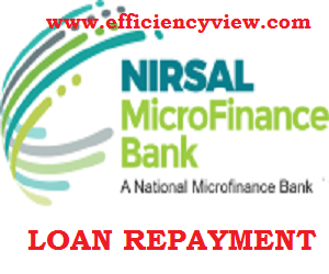 CBN COVID-19 Loan Repayment   NMFB NIRSAL Loan Repayment Portal