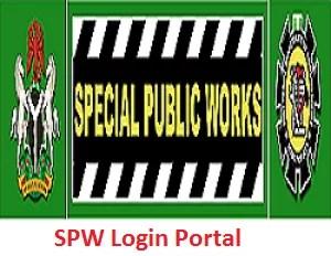 NDE SPW Recruitment Application Form Login Portal