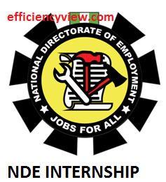 National Directorate of Employment (NDE) Recruitment Internship Training Programme 2020-2021 apply here