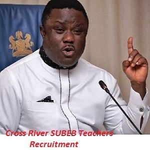 Cross River SUBEB Teachers Recruitment 2020-2021