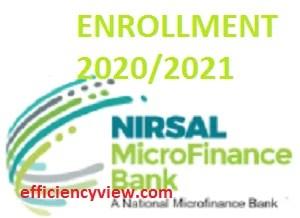 NIRSAL Enrollment 2020/2021: Nirsal Dry Season /Non Seasonal Agricultural Geo-Cooperatives for Farmers