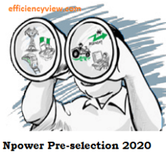 Npower Starts Pre-Selection of 2020 Qualified batch C Applicants this week -Latest update