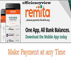 Remita Payment Registration: Sign in/Sign up/Login Link Portal | How to make Payments with Remita