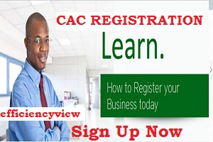 CAC Registration account sign up and login portal - services.cac.gov.ng/signup
