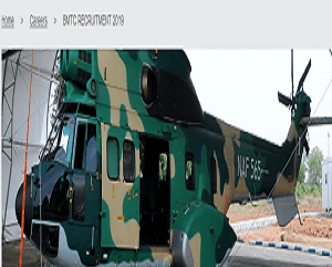 Nigeria Air Force Interview/Screening Exam Date for Shortlisted Candidates 2020 September/November