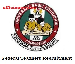 Federal Teachers Recruitment Application Form 2020/2021 out apply here