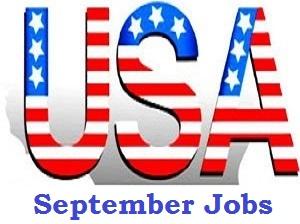 USA Jobs Recruitment in September 2020 apply here