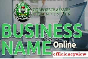 How to register with Corporate Affairs Commission- CAC Business Registration - cac.gov.ng