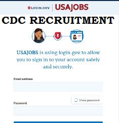 CDC Global Public Health Recruitment 2020/2021 - usajobs.gov