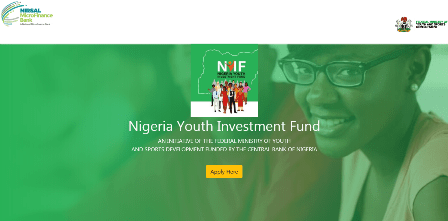 How to register for NYIF NMFB NIRSAL Registration Form 2020/2021