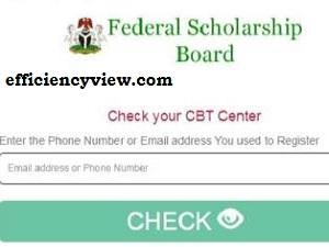 Federal Scholarship Board Shortlisted Candidates 2020/2021 for FSB Screening Test