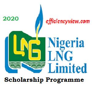 NLNG Undergraduate Scholarship Registration Form Link Portal 2020/2021 out apply here