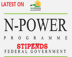 Unpaid Stipends update 2020: Verification notice for Npower Volunteers A & B omitted from payment
